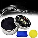 New Car Coating Wax, Car Coating Wax Anti Scratch, 210g Car Polish Liquid Nano Ceramic Coat Paste Voor Het Verwijderen Van Di