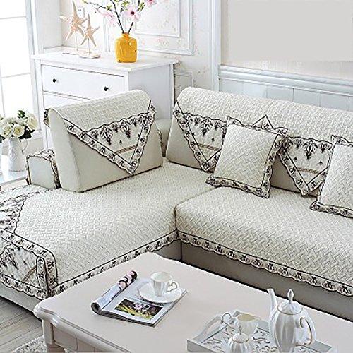 M&XGF Stretch Hussen,Möbel Protector,Möbel-beschützer Mit Elastischen Boden,1 Stück Couch Schild-C 70x180cm(28x71inch)