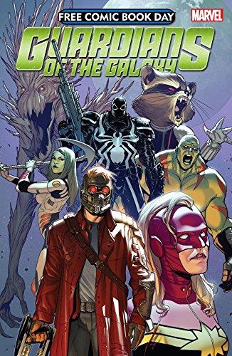 FCBD: Guardians Of The Galaxy (Guardians of the Galaxy (2013-2015)) (English Edition) por Brian Bendis