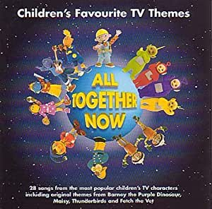 All Together Now [Import anglais]