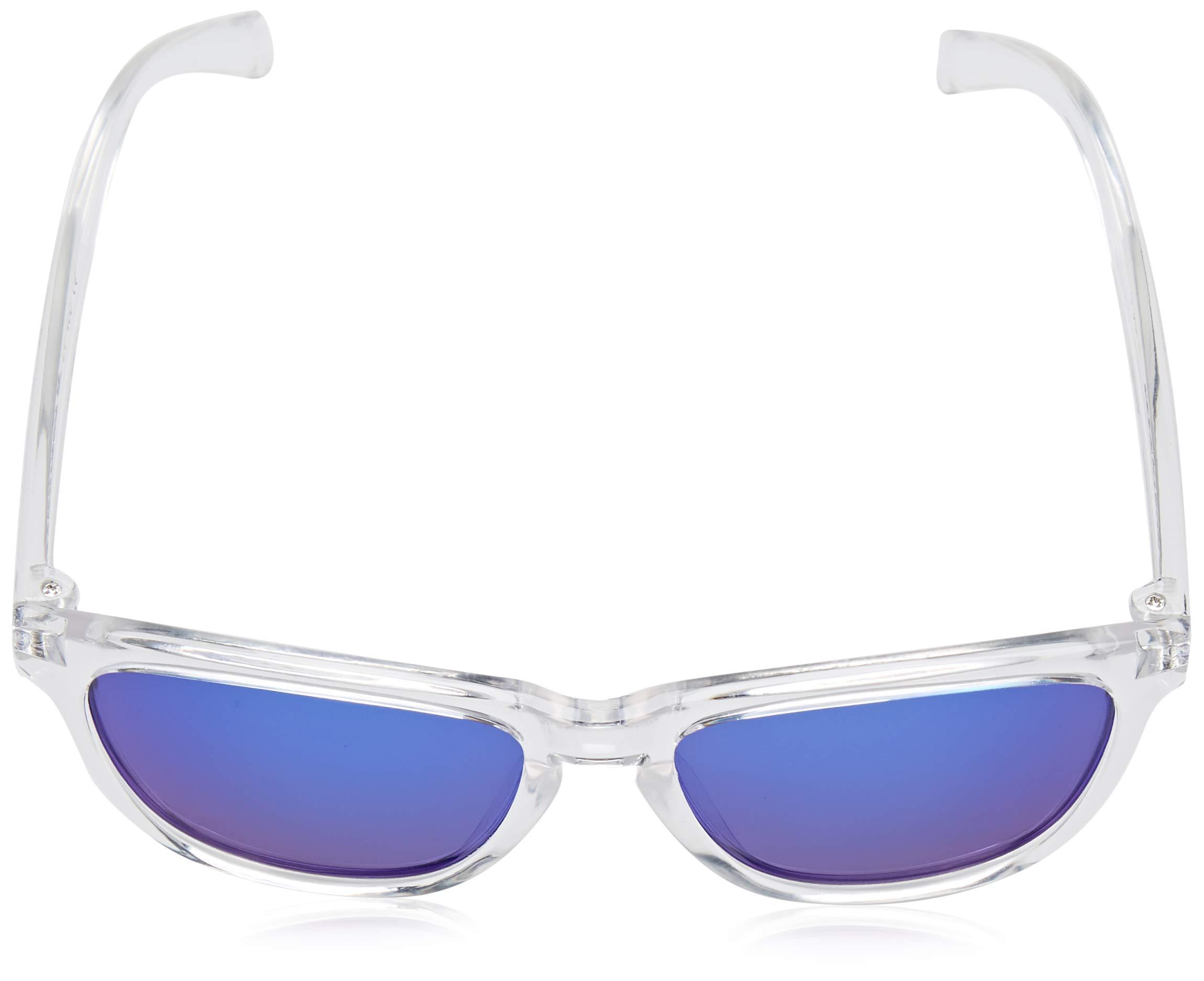 NORTHWEEK Kids Seabright - Gafas de Sol para Niño y Niña, Polarizadas, Translúcido/Azul 4
