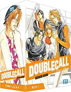 Double Call Edition Coffret Box 1 (Tomes 1 à 4)