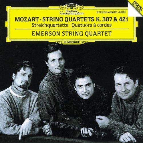 Mozart-Quart. Archi K.387-Emer