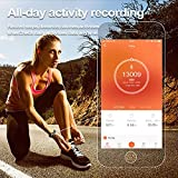 Lintelek Activity Tracker Smart Watch Pedometer GPS Tracker Fitness Trackers Smart Bracelet With Activity Recording And Calorie Counter Sleep Monitor For Men Women And Kids