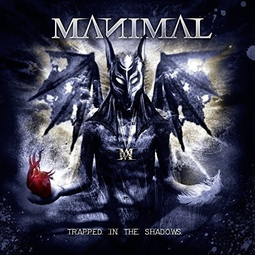 Manimal: Trapped In The Shadows (Audio CD)