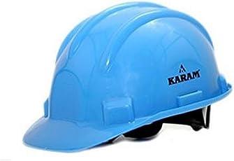 Karam PN501 Safety Helmet with Ratchet, Lamination Blue