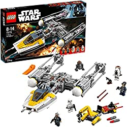 LEGO Star Wars - Y-Wing Starfighter - 75172 - Jeu de Construction