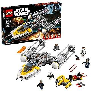 LEGO Star Wars 75172 - Y-Wing Starfighter Spielzeug (B01J41KMOY) | Amazon price tracker / tracking, Amazon price history charts, Amazon price watches, Amazon price drop alerts