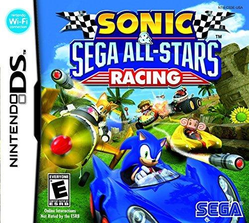 Sonic All Star Racing - Nintendo DS by Sega