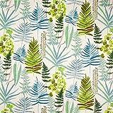 Fabulous Fabrics Dekoleinen Palmenblätter –