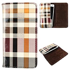 DooDa PU Leather Case Cover For iberry Auxus one