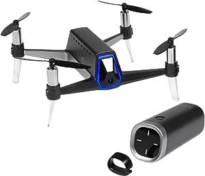 Shift IZI Nano Drone Camera 5MP FHD 1080P Patented 3D-Sensing Controller Autonomous Follow Me Mode 13 Mins Fly time Quadcopter UAV
