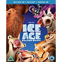 Ice Age: Collision Course (Blu-ray 3D + Blu-ray + HD UV Copy) [2016]