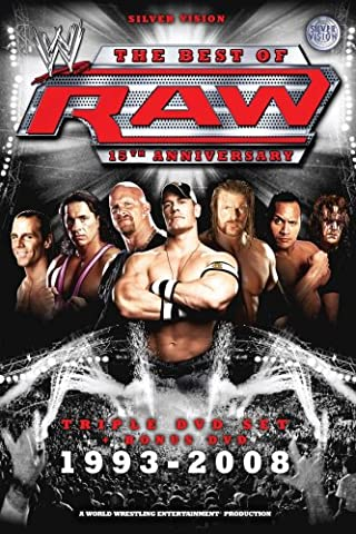 Wwe - Best of Raw [15th Anniversary] [Import anglais]
