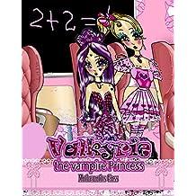 Valkyrie the Vampire Princess: Mathematics Class (Valkyrie the Vampire Princess Comics Livro 11) (Portuguese Edition)