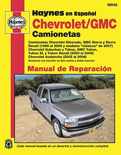 Chevrolet Silverado/GMC Sierra 99-06 (Haynes Automotive Repair Manuals)