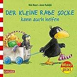 Der kleine Rabe Socke kann auch helfen (Maxi Pixi, Band 230)