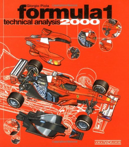 Formula 1 2000. Technical analysis di Giorgio Piola