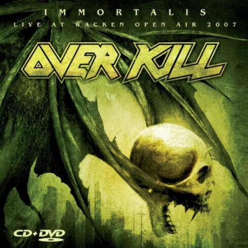 Overkill: Immortalis/Live at Wacken (Audio CD)