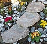 Bachlauf Hawaii, Bachlaufschale, Wasserspiel, Brunnen, Kaskade, Springbrunnen