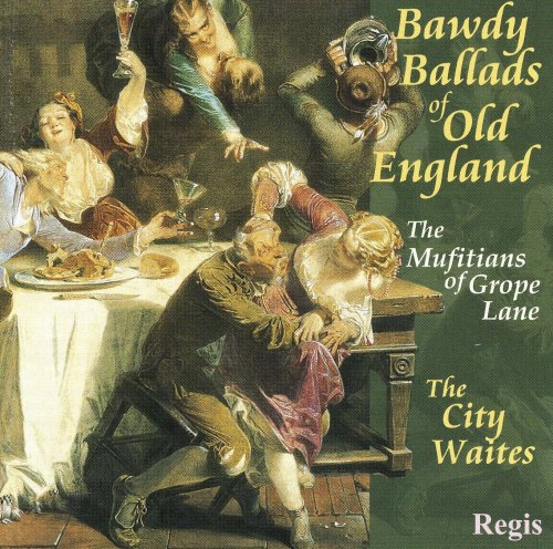 Bawdy Ballads of Old England