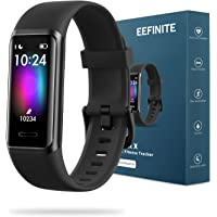 EEFINITE Fitness Tracker with Alexa Built-in, 5ATM Waterproof Activity Tacker with Blood Oxygen Heart Rate Monitor…