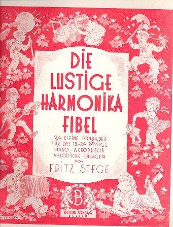 Die lustige Harmonika Fibel: für Akkordeon