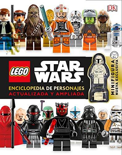 LEGO Star Wars. Enciclopedia de personajes actualizada y ampliada por Varios autores