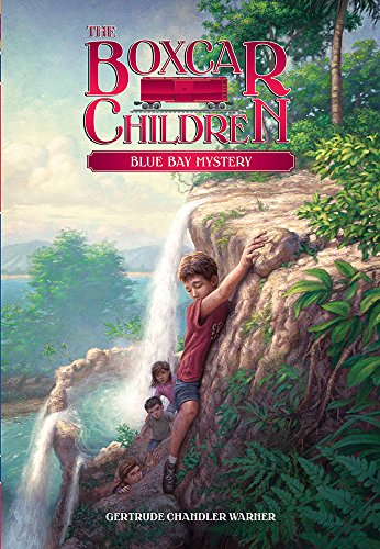 Blue Bay Mystery (The Boxcar Children)