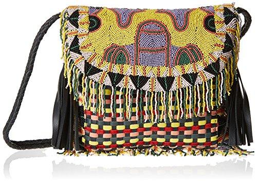 Antik Batik Zack 1P, Poschette giorno donna, multicolore (Multicolore(Multico)), Taglia unica