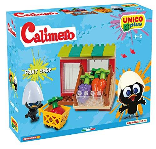 Androni Spielzeug 8833-0Cal-Calimero fruttivendolo