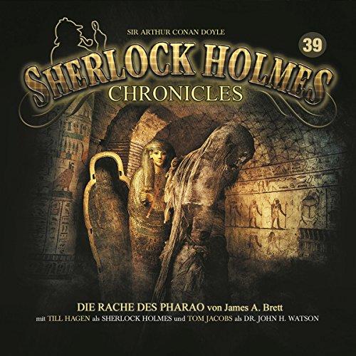 Sherlock Holmes Chronicles (39) Die Rache des Pharaos - Winterzeit 2017