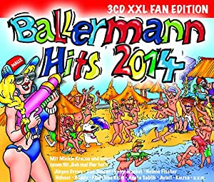 Ballermann Hits 2014 XXL Fan Edition