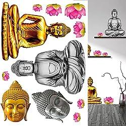Adhesivos de Buda