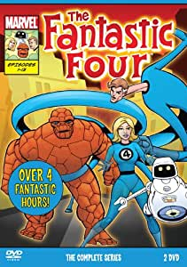 The Fantastic Four: The Complete Series [1978] [DVD]