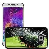 Just carcasa caliente estilo teléfono celular PC Funda rígida//m00140349Caterpillar Nimble Caterpillar insectos//Samsung Galaxy S6Edge (no para S6)