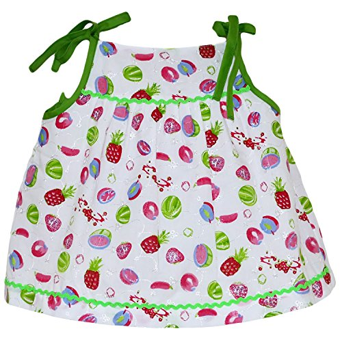 Mom's Girl Water Melon Frock (12-18 Months)