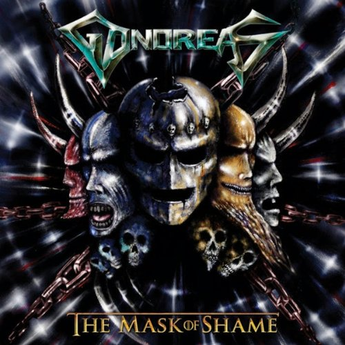 Gonoreas: The Mask of Shame (Audio CD)
