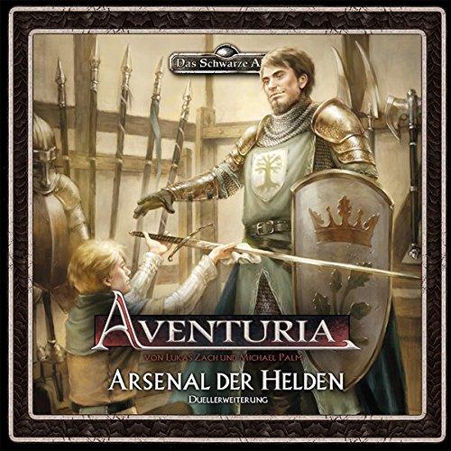 Aventuria - Duellerweiterung Arsenal der Helden