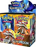 #8: Pokemon Card Game Sun Moon GX (Non Licenced) Booster Box - 36 Packs of 7-8 Cards Each