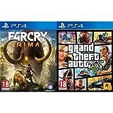 Far Cry Primal + Grand Theft Auto V (GTA V)