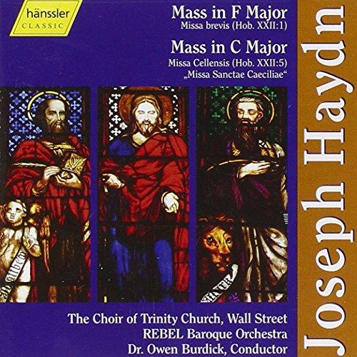 Wall Street Haydn Masses