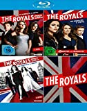 The Royals - Die komplette 1. + 2. + 3. Staffel (6-Blu-ray)