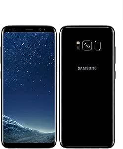 Samsung Galaxy S8 Dual SIM 64GB SM-G950FD Midnight: Amazon