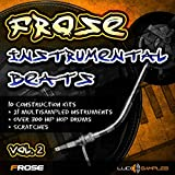 Frose Instrumental Beats Vol.2-10 new instrumental beats [WAV + GIG Files] [DVD non Box]