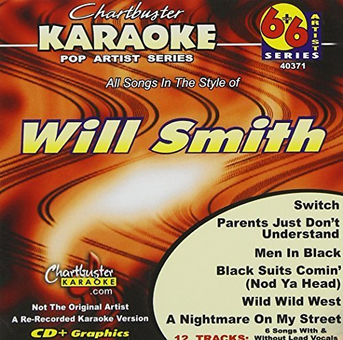 Karaoke: Will Smith by Chartbuster Karaoke