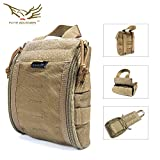 Generic AU : Flyye Tactical Trauma Kit Pouch Molle Pouch Military Tactical Combat