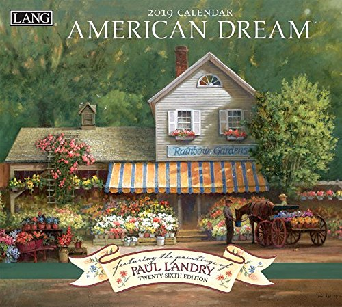 American Dream 2019 Calendar: Includes Bonus Download