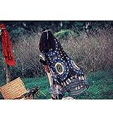 L&LQ Island Holiday Dress Sonnenschutz Schal Strand Badeanzug Outer Swim Schal Jacke Bluse Wrap Rock Schal