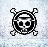 Wandtattoo One Piece Logo Größe M